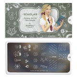 Scholar 03 Stamping Plate - MoYou London