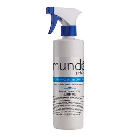 Mundo Surface Disinfectant Spray 500ml