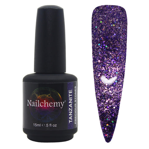 Tanzanite - Precious Stones - Soak Off Gel Polish - 15ml
