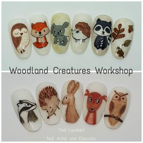 ONLINE Woodland Creature Workshop - with Toni Lambert