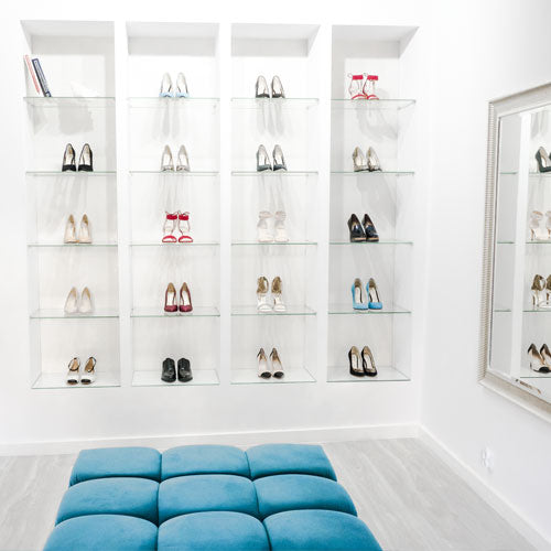 Zurbano Designer Womes Shoes Showroom and Stockist