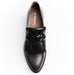 Swing Loafers Matte Leather Grey Brown Zurbano