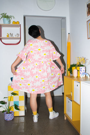 Tent Dress / Daisies