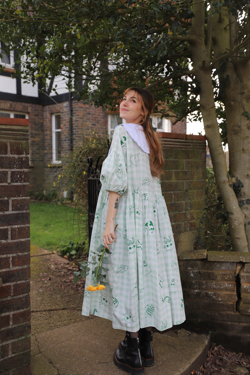 Long Tent Dress / Marzia