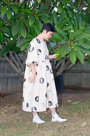 Long Tent Dress / Zodiac
