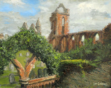 ARBROATH ABBEY  |  Original Jan Clizer Painting