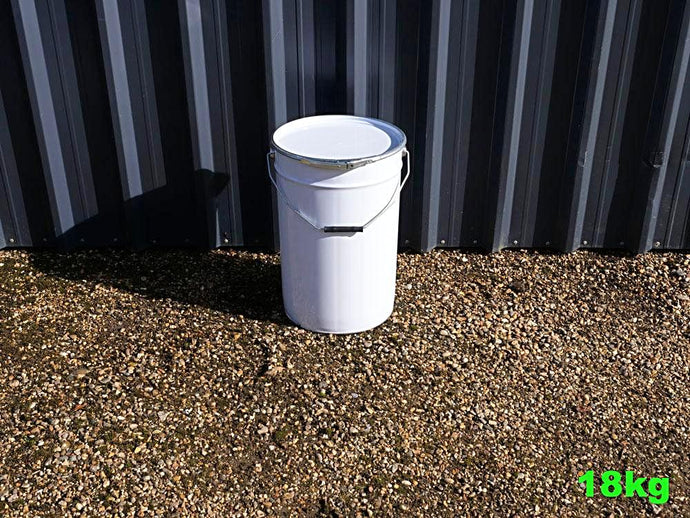 20ft Container Coating