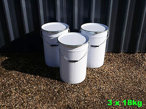 3 X 20ft Container Coating