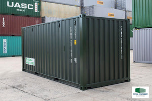 20ft Container Coating with Spray Gun and PPE Masking Kit