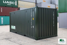 30ft Container Coating with Spray Gun