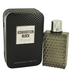 Admiration Black Eau De Toilette Spray By Linn Young