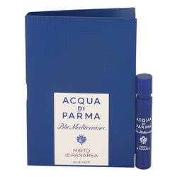 Blu Mediterraneo Mirto Di Panarea Vial (sample) By Acqua Di Parma