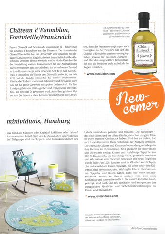 stil & markt - trade magazine minividuals