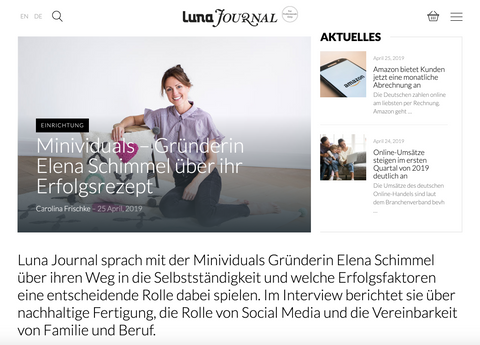Luna Journal - DE Online