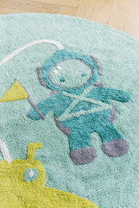 FAV 14 - carpet diver round