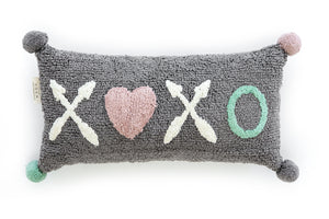 FAV 18 - Cushion XOXO Gray