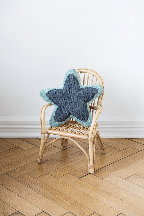 FAV 42 - cushion star blue