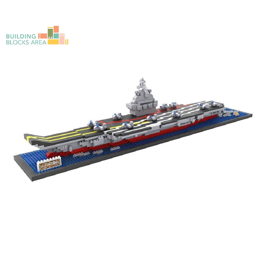 Aircraft carrier ship