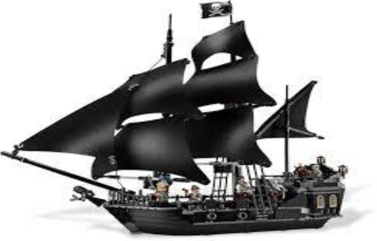 Pirates of the Caribbean the Black Pearl