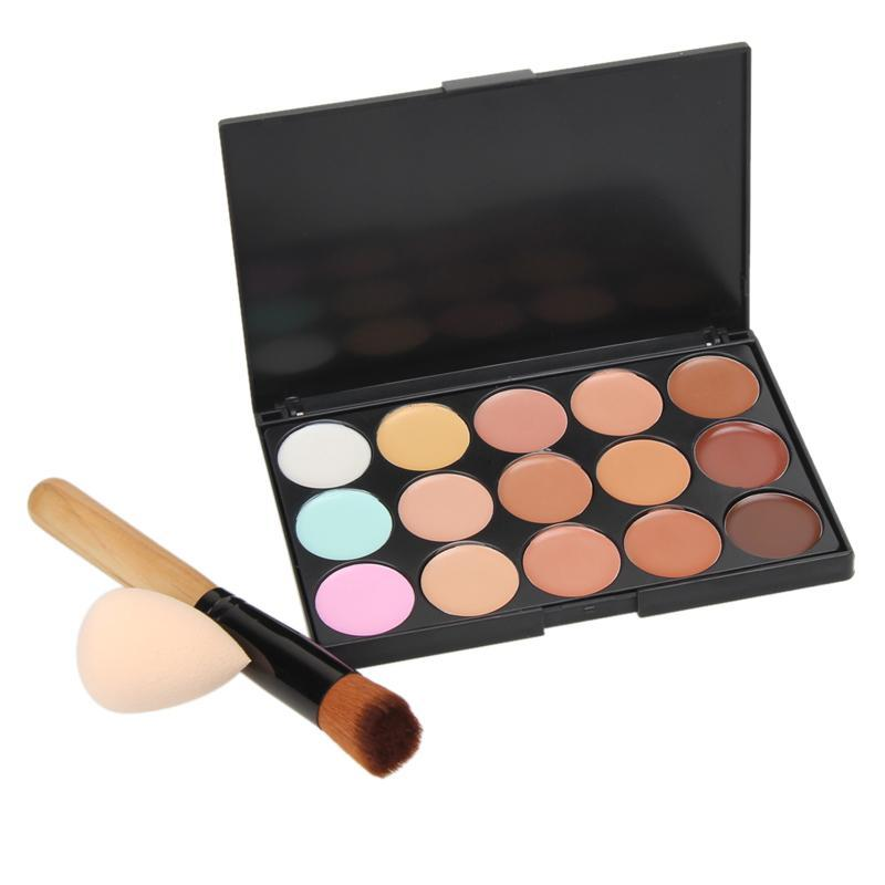 15 Colors makeup Foundation Kit