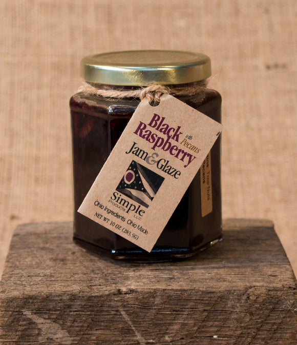 Black Raspberry Jam & Glaze