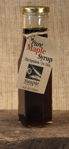 Pure Maple Syrup 8 Ounce