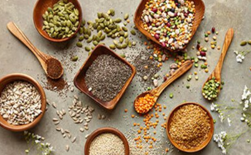 5 Tiny But Mighty Seeds To Boost Your Immune System