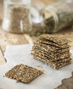 Mix Seeds Crackers