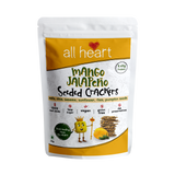 Mango Jalapēno Seeded Crackers- 40 gm