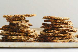 Healthy Food Crackers