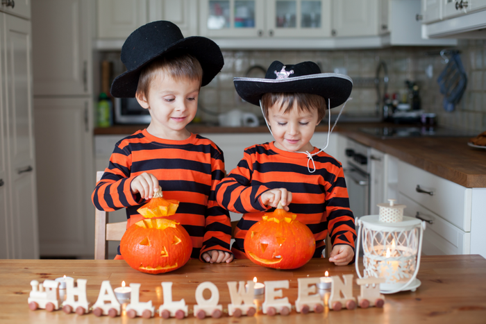 "FREE Printable: Halloween Activity Sheets ""Costumes, Candy, and Kids – Oh, My!    Tips to Make This Halloween the Happiest (and Safest) One Yet!  """