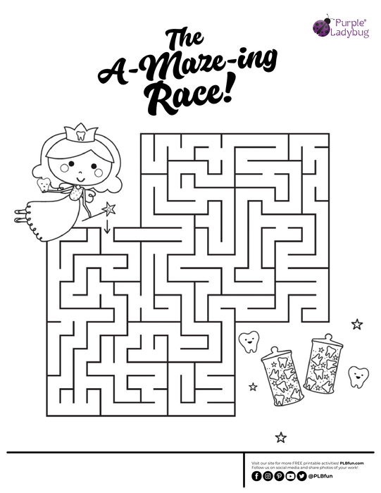 Let's Take Care of our Teeth Printables!