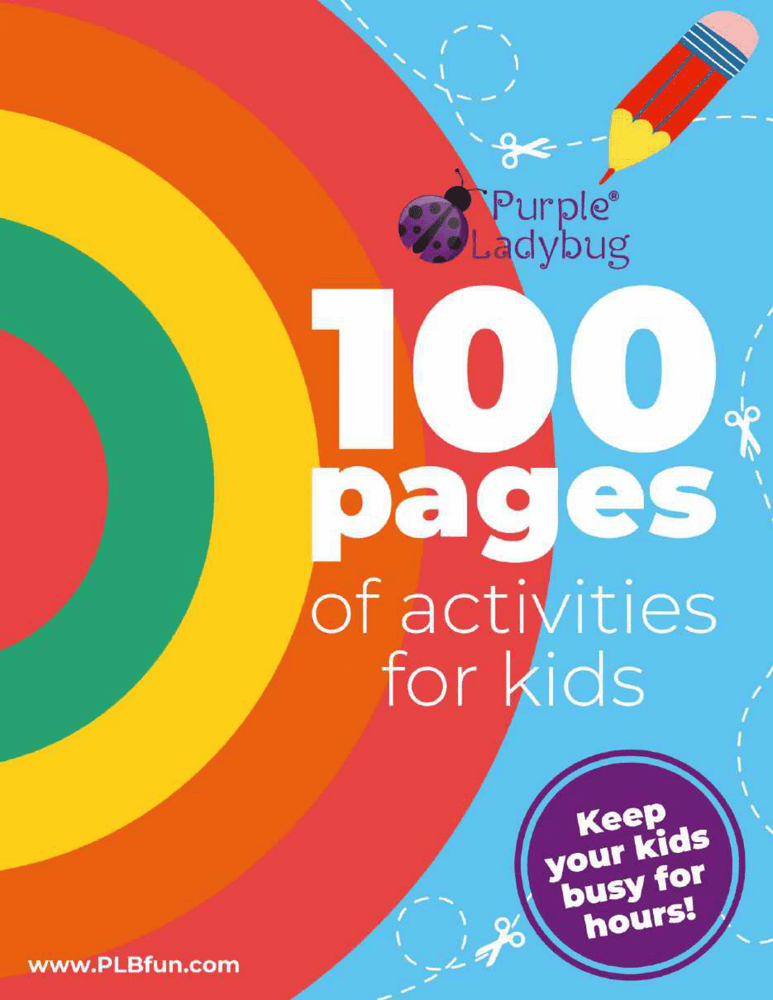 100 Pages of AWESOME Printables