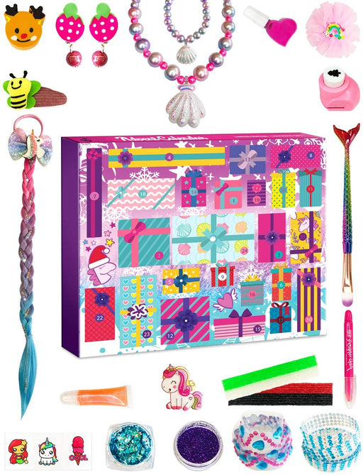 2020 Advent Calendar for Girls with 24 Unique Gifts