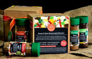 Sweet & Spice Seasoning Collection