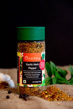 Garlic Herb Pepper