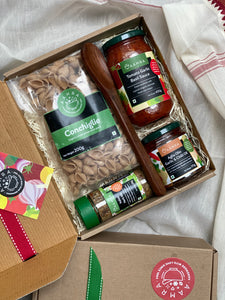 Do-it-yourself Pasta Gift Kit