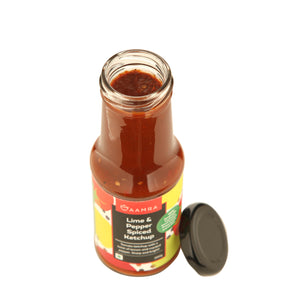 Lime & Pepper Spiced Ketchup