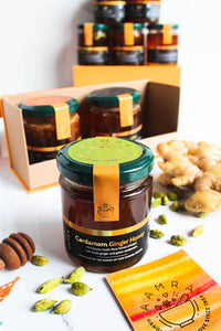Spiced Honey Box - set of 3