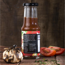 Garlic & Oregano Spiced Ketchup