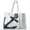 Sea Bag Large Anchor Tote
