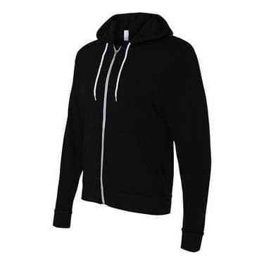 Bella Full Zip Hoody - Island Life Monograms