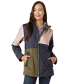 Color Blocked New Englader Rain Jacket - Charles River