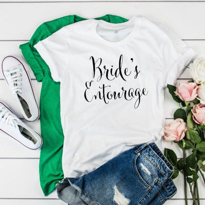 Brides Entourage Tee