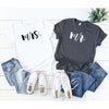 Mr & Mrs Tees - Island Life Monograms