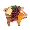 Pig Cheese Board - Island Life Monograms