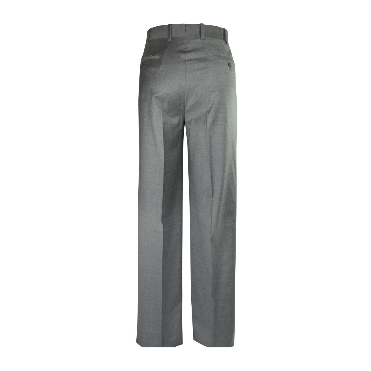 Newport Pleated Front Trouser - Ash