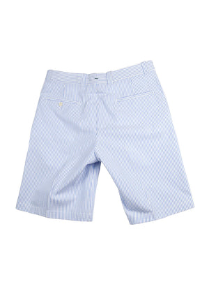 La Quinta Welt Side Pockets - Sky Blue & White Stripe
