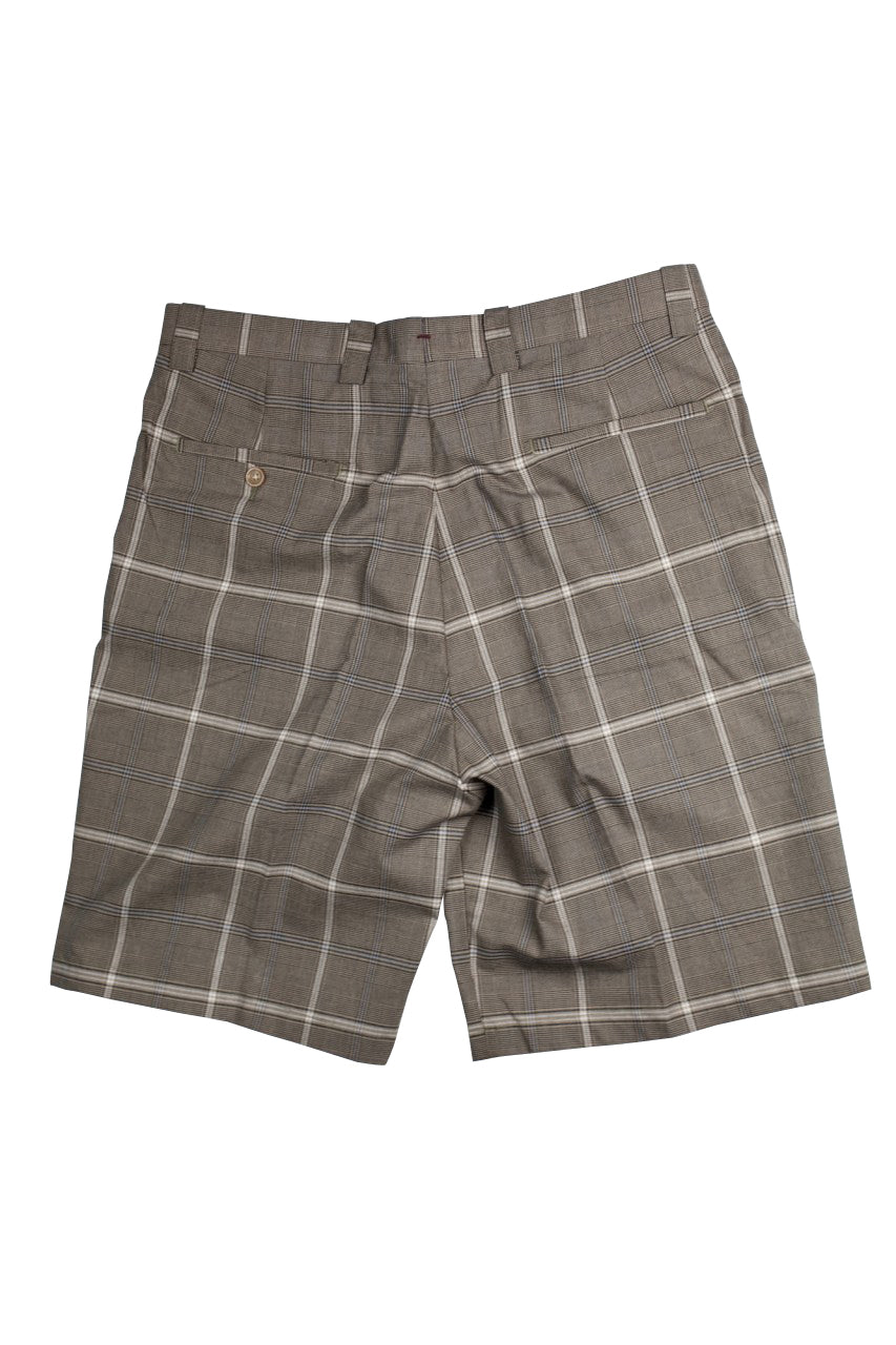 Laguna Trim Fit Golf Short - Brown