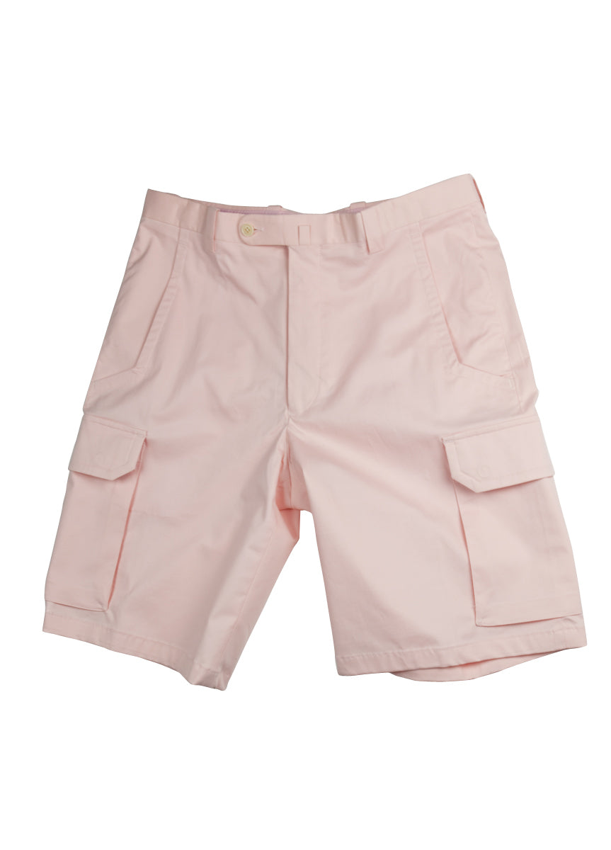 Del Mar 6 Pocket Cargo - Pink